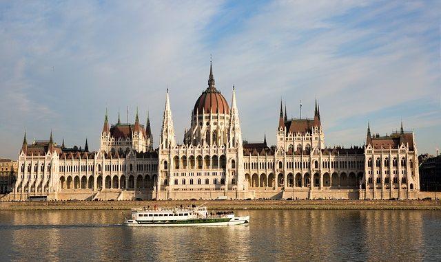 Budapest capitale de la Hongrie
