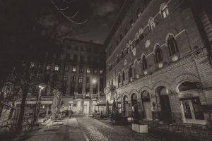 Budapest et son quartier de la place